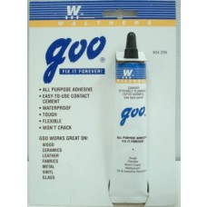 Walthers Goo All Purpose Adhesive 1oz