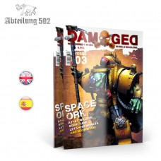 Abteilung 502 Damaged Weathered & Worn Models Issue 3 Book