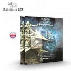 Abteilung 502 Secrets of Leviathan Sculpting & Painting Techniques Book