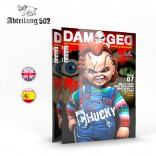 Abteilung 502 Damaged Weathered and Worn Models Magazine Issue 7 Book
