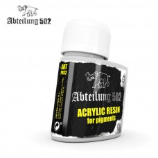 Abteilung 502 Acrylic Resin for Pigments 75ml Bottle