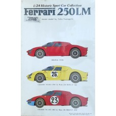 Academy 1/24 Ferrari 250LM Plastic Model Kit