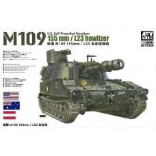 AFV Club 1/35 M109 155mm / L2 Howitzer Plastic Model Kit