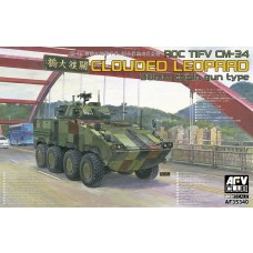 AFV Club 1/35 ROC TIFV CM-34 Cloud Leopard Plastic Model Kit