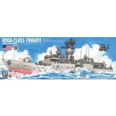 AFV Club 1/700 Knox Class Frigate Detail-Up Version Plastic Model Kit