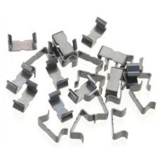 AFX Racing HO Scale Track Clips 25 Pack