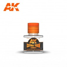 AK Interactive Extra Thin Plastic Cement