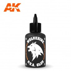 AK Interactive Wolverine PVA Glue 100ml Bottle