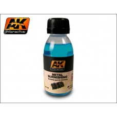 AK Interactive Metal Burnishing Fluid 100ml Bottle