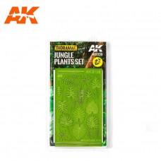 AK Interactive Realistic Jungle Plants