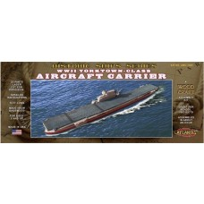 Atlantis Model Company WWII Yorktown Carrier Laser Cut Wooden Kit