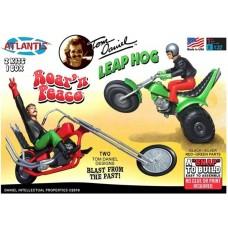 Atlantis 1:32 Tom Daniel's Motorcycle 2 in 1 Plastic Model Kit