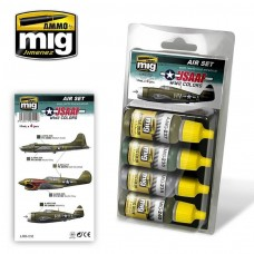AMMO USAAF WW2 Colors - Paint Set