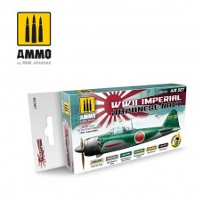 AMMO by Mig WWII Imperial Japanese Navy Model Paint Set