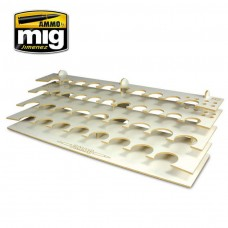 AMMO by Mig Workbench Paint Organizer