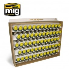 AMMO by Mig 17ml Paint Bottle Storage Rack