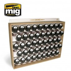 AMMO by Mig 35ml Paint Bottle Storage Rack