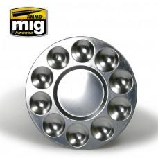 AMMO 10 Well Aluminium Palette