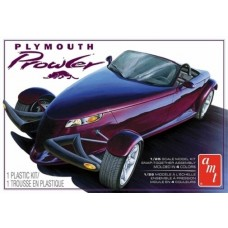AMT 1/25 Plymouth Prowler Snap Plastic Model Kit