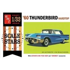 AMT 1/32 1960 Ford Thunderbird Plastic Model Kit