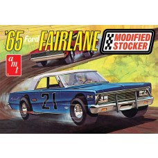 AMT 1/25 Scale 1965 Ford Fairlane Modified Stocker Plastic Model Kit AMT1190