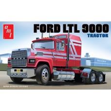 AMT 1/24 Ford LTL 9000 Semi Tractor Plastic Model Kit
