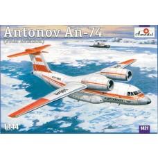 A Model 1/144 Antonov An-74 Plastic Model Kit