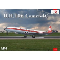 A Model 1/144 DH106 Comet 4C Plastic Model Kit