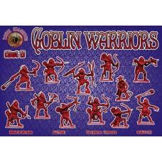 Alliance Figures 1/72 Goblin Warriors Set #1 Plastic Figures