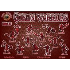 Alliance Figures 1/72 Goblin Warriors Set #2 Plastic Figures