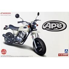 Aoshima 1:12 Honda Ape 50 Plastic Model Kit