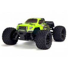 ARRMA Granite Mega 4x4 1/10 Brushed 4WD Truck RTR Green/Black