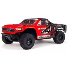 ARRMA Senton Mega 4x4 1/10 Brushed 4WD Short Course RTR Red/Black