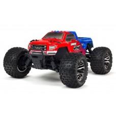 ARRMA Granite 4x4 BLX 1/10 RTR Monster Truck Red/Blue