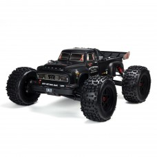 ARRMA 1/8 NOTORIOUS 6S BLX 4WD Brushless RTR Black