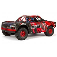 ARRMA Mojave 6S BLX 1/7 Desert Racer RTR Black/Red