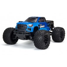 ARRMA Granite 4x4 MEGA 1/10 Brushed Monster Truck Blue ARA4202V3T1