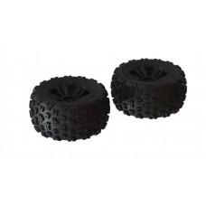 ARRMA dBoots Copperhead 2 MT Mounted Tires ARA550059