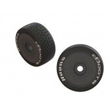 ARRMA DBoots Hoons 42/100 2.9 Belted Tire Set