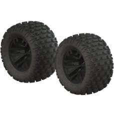 ARRMA dBoots Fortress MT Mounted Tires