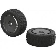 ARRMA Talion 6S BLX dBoots Katar T Mounted Tires