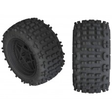 ARRMA dBoots Backflip LP 4S Mounted Tire Set