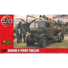 Airfix 1/48 Albion 3-Point Fueller Plastic Model Kit
