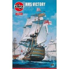 Airfix 1/180 Airfix Vintage Classics - HMS Victory Plastic Model Kit