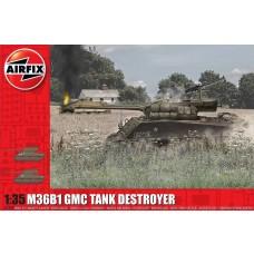 Airfix 1/35 M36B1 GMC US Army Plastic Model Kit