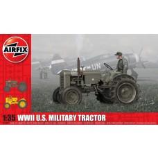 Airfix 1/35 WW II US Military Tractor Plastic Model Kit