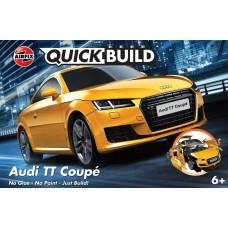Airfix Quickbuild Audi TT Coupe Plastic Model Kit