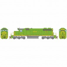 Athearn HO RTR SD39 w/DCC & Sound IT #2306