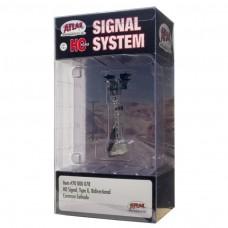 Atlas HO Scale Bi-Directional Type G Signal 70000078