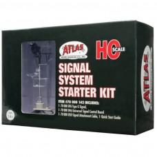 Atlas HO Scale Signal System Starter Kit 70000142